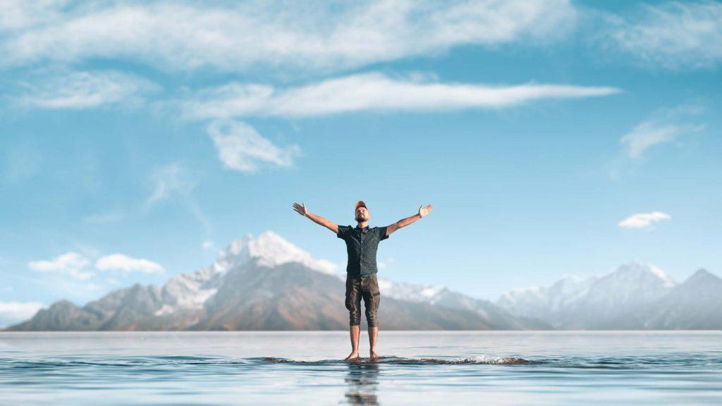 Meditieren in der Natur, wie kannst du die Natur an deinen Meditationsort holen?