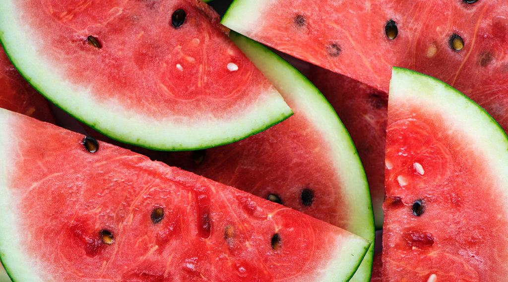 Melonen Haltbarkeit und Aufbewahrung.