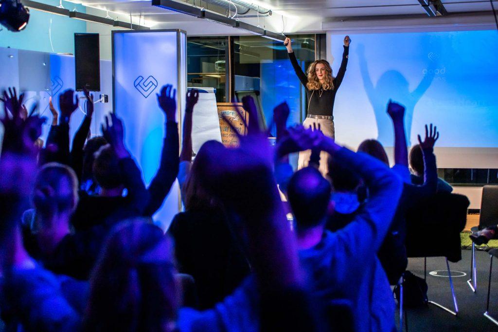 Good Vibes Event von Timo Simon