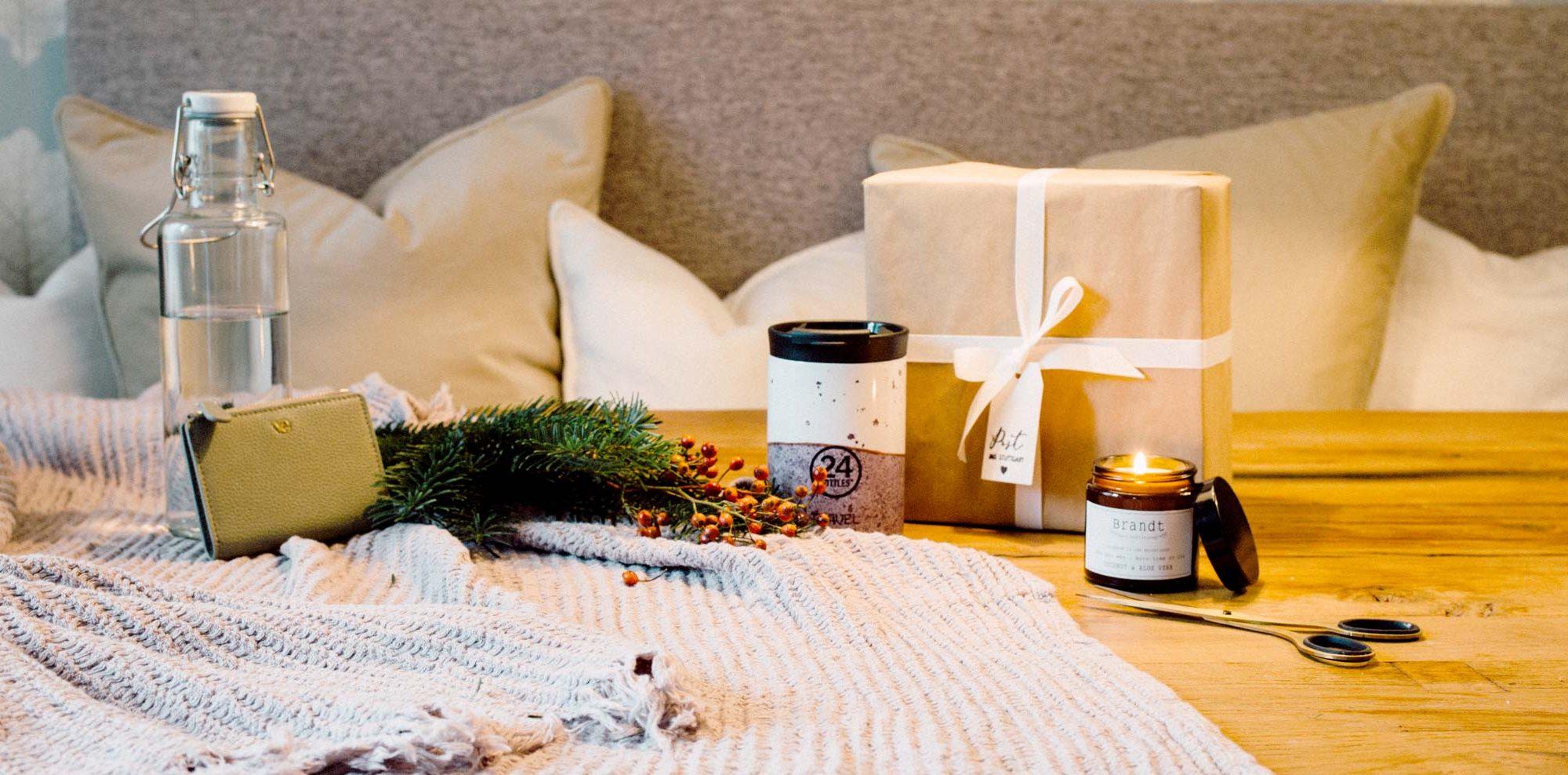 Myconics nachhaltige Geschenkideen