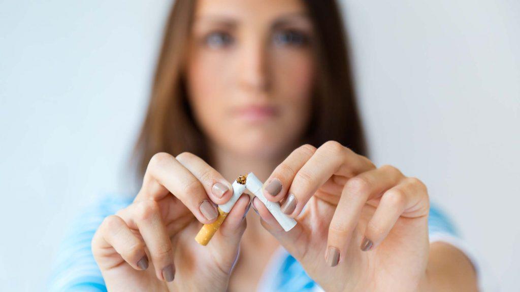 Auflösen von Glaubenssätzen um das Rauchen endlich aufzuhören.