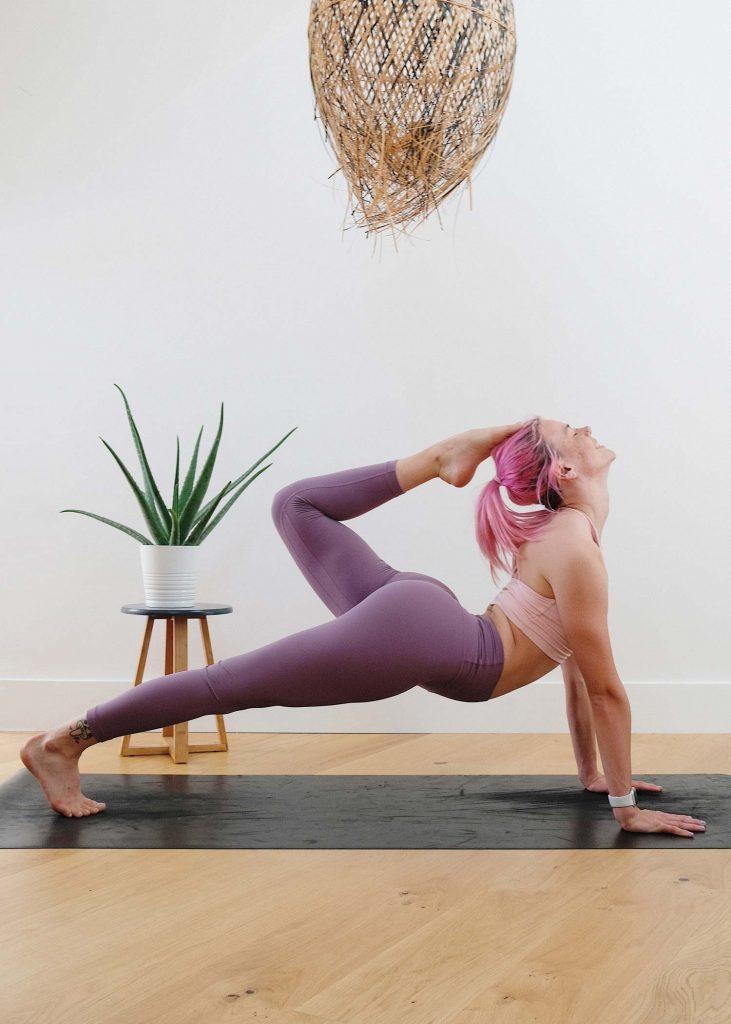 Yoga für mehr Energie.