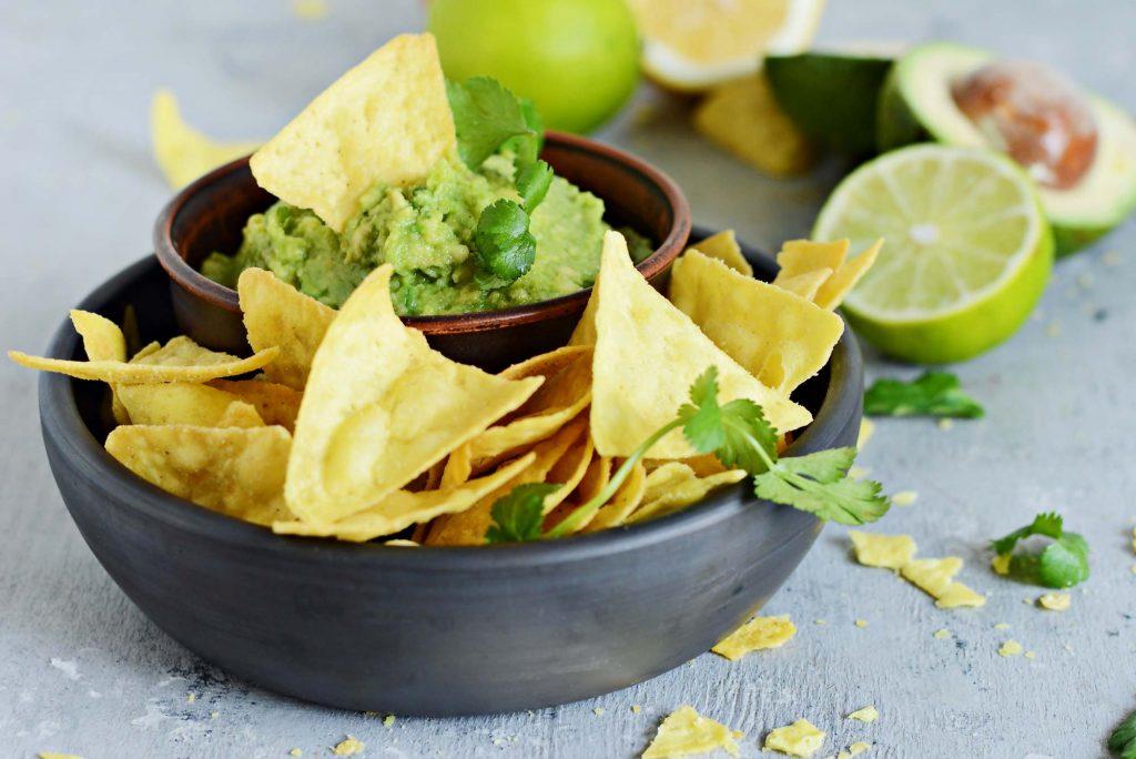 Rezept für mexikanische Guacamole