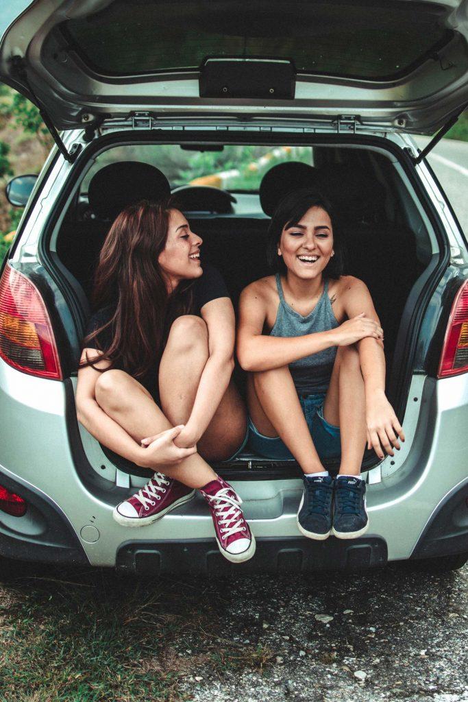 Freundschaft bedeutet auch den anderen so annehmen zu können wie er ist.